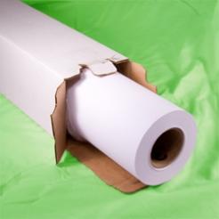 Paperworks Banner Vinyl  Matte 50in x 75ft 15mil 2in/core 1/case