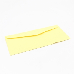 Domtar Envelope Yellow #10 24lb 500/box