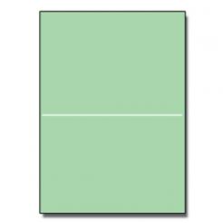 Half-Fold Brochure 8-1/2x11 67lb Exact Green 250/pkg