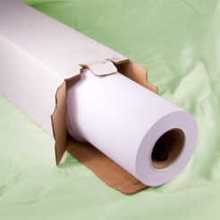 Polypropylene 50in x 100ft 8mil 2in/core 1/case