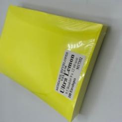 CLOSEOUTS Mohawk Ultra lemon 9x12 Booklet Envelope 100/pkg
