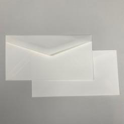 Strathmore Ultimate White Wove Monarch Envelope (3 7/8 x 7 1/2) 500/box