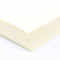 Classic Crest Text 80lb Baronial Ivory 8-1/2x14 500/pkg