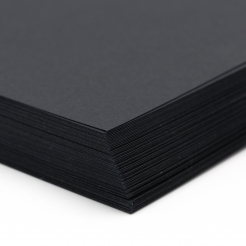 Clasic Laid Cover Epic Black 18x12 100lb/270g 125/pkg