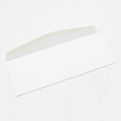 Classic Laid Window Envelope Avon White #10 24lb 500/box
