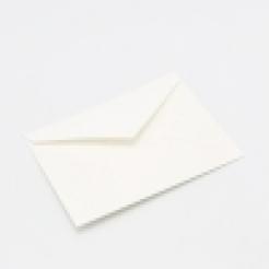 Crane's Lettra Fluorescent White A6 Envelope Pointed Flap 50pkg
