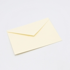 Crane's Lettra Ecru Envelope A2 Pointed Flap 50pkg