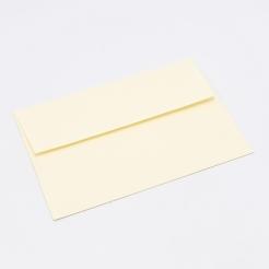 Crane's Lettra Ecru A1 Envelope Square Flap 50pkg