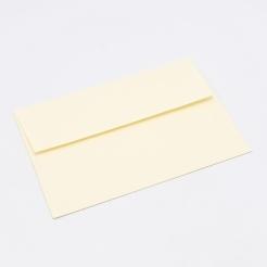 Crane's Lettra Pearl White Envelope 5-1/2 Square 50/pkg