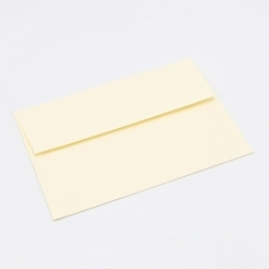 Crane's Lettra Ecru Envelope 7x7 Square 50pkg
