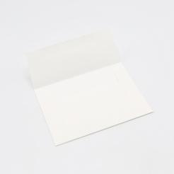 Crane's Lettra Fluorescent White A7 Envelope Square Flap 50pkg