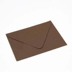 Colorplan Baghdad Brown A7 Envelope 50pk