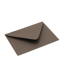Colorplan Bitter Chocolate A2 Envelope 50pk