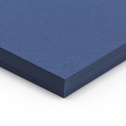Colorplan Cobalt 19x25 130lb cover 25pk