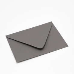 Colorplan Dark Gray A1 Envelope 50pk