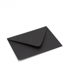 Colorplan Ebony A7 Envelope 50pk