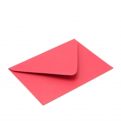 Colorplan Scarlet A7 Envelope 50pk