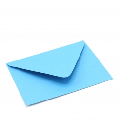 Colorplan Tabriz Blue A1 Envelope 50pk
