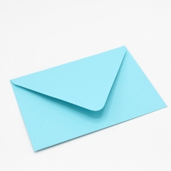 Colorplan Turquoise Blue A1 Envelope 50pk