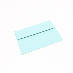 Basis Premium Envelope A1 [3-5/8x5-1/8] Aqua 250/box