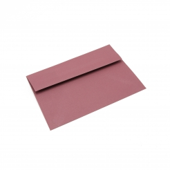 Basis Premium Envelope A7 [5-1/4x7-1/4] Burgundy 50/pkg
