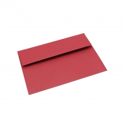 Basis Premium Envelope A7[5-1/4x7-1/4] Dark Red 250/box