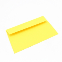 Basis Premium Envelope A2[4-3/8x5-3/4] Yellow 250/box