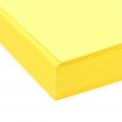 Basis Premium Cover 8-1/2x11 80lb Gold 100/pkg