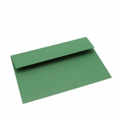 Basis Premium Envelope A7[5-1/4x7-1/4] Green 50/pkg