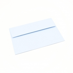 CLOSEOUTS Royal Fiber Envelope Ice Blue A-7  250/box
