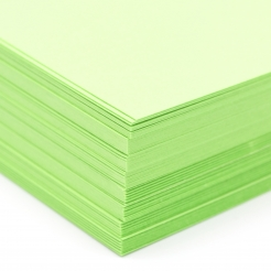 Basis Premium Text 8-1/2x11 70lb Light Green 200/pkg