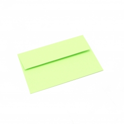 Basis Premium Envelope A7 [5-1/4x7-1/4] Light Green 50/pkg