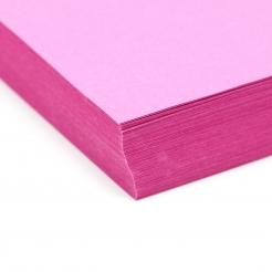 Basis Premium A-9 Foldover Cards Magenta 8-1/2x11 100/pkg