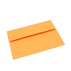 Basis Premium Envelope A2[4-3/8x5-3/4] Orange 50/pkg