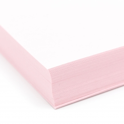 Basis Premium Text 8-1/2x11 70lb Pink 200/pkg