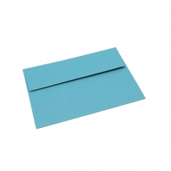Basis Premium Envelope A7[5-1/4x7-1/4] Teal 50/pkg