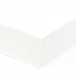 Exact Index Cover White 8-1/2x11 140lb 250/pkg