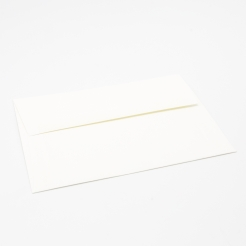 SAVOY Natural White Envelope A-6 Square Flap 50/pkg