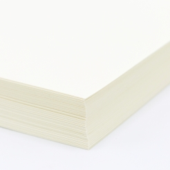 Strathmore Writing Cover Ivory Wove 8-1/2x11 88lb 125/pkg