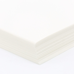 Strathmore Writing Cover Soft Wht Wove 8-1/2x11 88lb 125/pkg