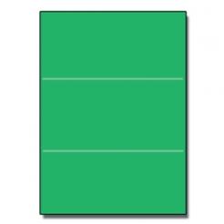 Tri-Fold Brochure 8-1/2x11 65lb Astro Gamma Green 250/pkg