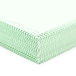 Exact Index Cover Green 8-1/2x11 90lb 250/pkg