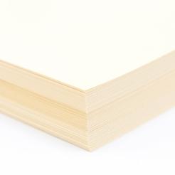 CLOSEOUTS Mohawk Opaque Ivory 100lb Cover 8-1/2x11 100/pkg