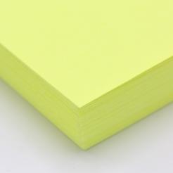CLOSEOUTS HOTS Lemon 65lb Cover 8-1/2x11 250/pkg