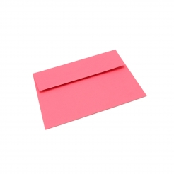 Astrobright Envelope Re-Entry Red A7[5-1/4x7-1/4] 250/box