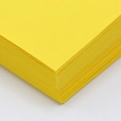 CLOSEOUTS HOTS Daffodil 65lb Cover 8-1/2x11 250/pkg