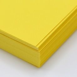CLOSEOUTS HOTS Daffodil 24lb Text 8-1/2X11 500/pkg
