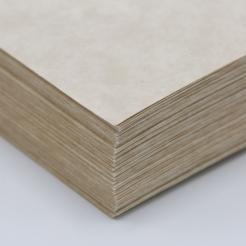 CLOSEOUTS  Astroparche Text Sand 8-1/2x11 24lb 500/pkg