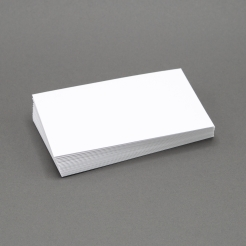 White Wove #6-3/4 24lb Regular Envelope 500/box
