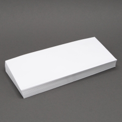 White Wove #11-24lb Regular Envelope 500/box